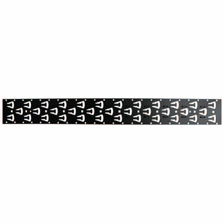 Lowell CMV5-40 Cable Mgmt Vertical Bar Lacer Strip 4.75inW x 40U 6-pak