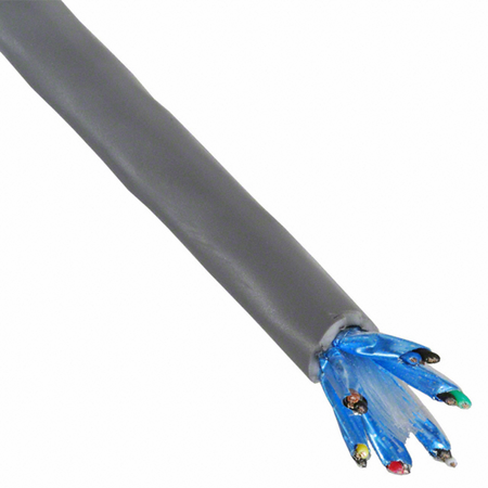 Alpha Wire DCA512A-6 - Male-Male Interface Cable Assembly