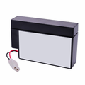 MK Battery ES0.8-12 - 12 Volts 0.8 Amp Hours/20 Hours