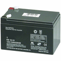 MK Battery ES12-12 - 12 Volts Amp Hours/20 Hours