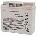 MK Battery ES17-12S - 12 Volts 18 Amp Hours/20 Hours