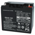 MK Battery ES20-12C (Cyclic) - 12 Volts 20 Amp Hours/20 Hours