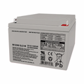 MK Battery ES26-12 - 12 Volts 26 Amp Hours/20 Hours