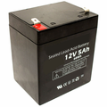 MK Battery ES5-12 - 12 Volts 5 Amp Hours/20 Hours