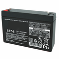 MK Battery ES7-6 - 6 Volts 7 Amp Hours/20 Hours