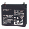 MK Battery ES9-4 - 4 Volts 9 Amp Hours/20 Hours