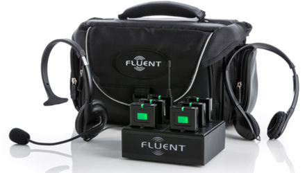 Fluent Audio Audio and Wireless Communication Products