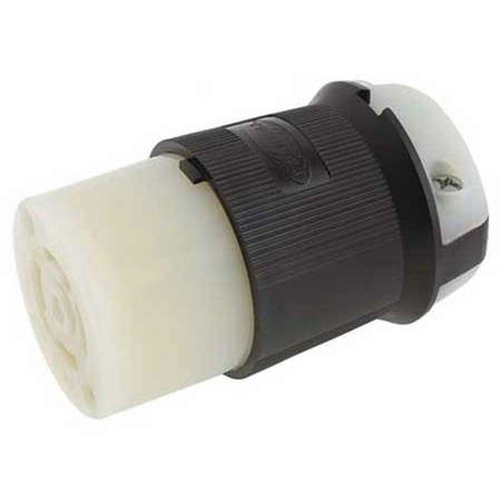 Hubbell HBL2713 - AC - Connector, L14-30, inline, female, Hubbell