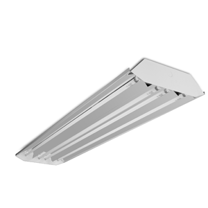 Howard Lighting HFB3E432AHEMV000000I - Howard Lighting HFB3E432AHEMV000000I 4 Lamp 32W T8 High Bay Fluorescent Fixture