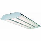 Howard Lighting HFA3E654IPSMV000000I - Howard Lighting HFA3 E654IPSMV000000I 6 Lamp 54W (incl) T5 High Bay Fluorescent