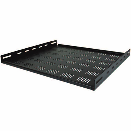 Lowell LPTR-NS Shelf for LPTR rack Zero Space Black