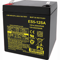 MK Battery ES5-12SA - 12 Volts 5 Amp Hours/20 Hours