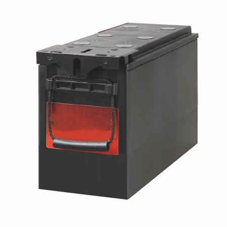 MK UPS Battery HT145ET - 12 Volts, 140 C/8 Amp Hour, Watts/Cell 15 Minute Rate