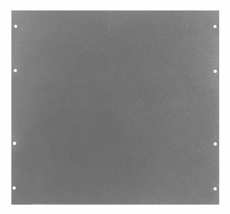Bud Industries PA-1110-MG - Electronics Enclosure Accessories-PA series-Accessories Surface Shield Panels-L18 X W19 X D0