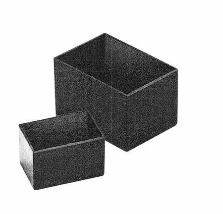 Bud Industries PB-1575 - Plastic Boxes-PBC series-Potting Boxes Style A-L3 X W2 X D1