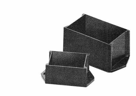 Bud Industries PBC-1577-CN - Plastic Boxes-PBC series-Potting Boxes Style A