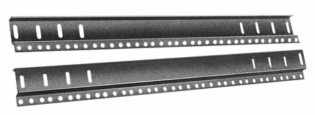 Bud Industries PMR-9454 - Electronics Enclosure Accessories-PMR series-Accessories Panel Mounting Rails PMR-9448-L79 X W1 X D1