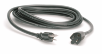 Hosa PWX-415 - Power Extension Cord NEMA 5-15R to 5-15P 15 ft