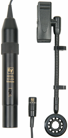 Electro-Voice RE920TX WIRED Music Performance Mic