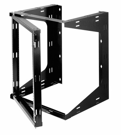 Bud Industries SF-2184 - Rack Equipment-SF series-Swing Frame Rack-L24 X W21 X D18
