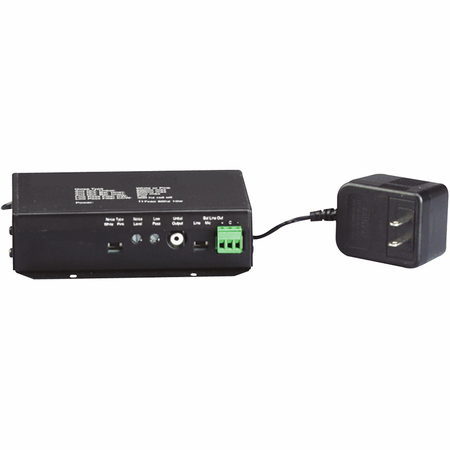 Lowell SMG-1 Masking Generator-Surface Mount 6in L x 5in W Power Supply with 4 plug adaptors