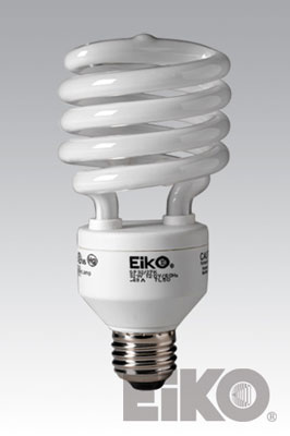 Eiko SP32/41K 32W 120V 4100K Spiral Shaped - Cfli
