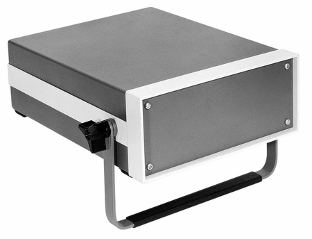 Bud Industries TR-6100 - Small Metal Electronics Enclosures-TR series-Small Cabinet-L4 X W8 X D11