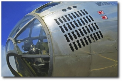 43 Missions by Thierry Thompson (B-29 Superfortress)