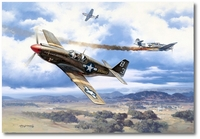 A Record for Russo by Roy Grinnell (A-36 Invader)