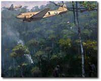 A Stitch in Time by Jack Fellows (C-47 Skytrain)