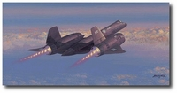 Above and Beyond by Philip West (SR-71)