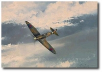 After the Storm by Robert Taylor (Spitfire)