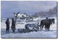 Against General Winter by Ronald Wong (Fw190)