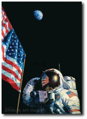 An American Success Story by Alan Bean