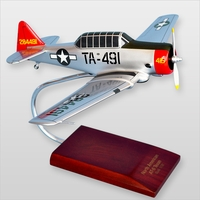 AT-6G Texan (Silver) USAF