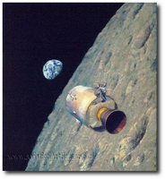 Homeward Bound by Alan Bean (Apollo)