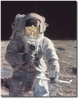 Pete and Me by Alan Bean