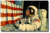 Straightening Our Stripes by Alan Bean (Apollo)