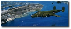 Thirty Seconds Over Tokyo by Craig Kodera (B-25 Mitchell)