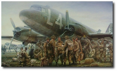 We Were a Band of Brothers by John Shaw (PP)