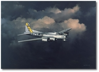 B-17 Flying Fortress by R.G. Smith