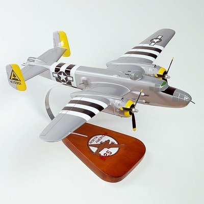 "B-25J Mitchell ""Executive Sweet"""