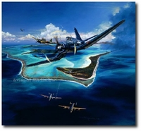 Bent Wing Sonata by Rick Herter (F4U Corsair)