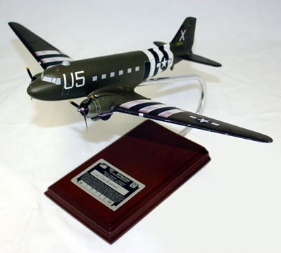 """C-47 """"Band of Brothers"""" signed by William """"Wild Bill"""" Guarnere"""