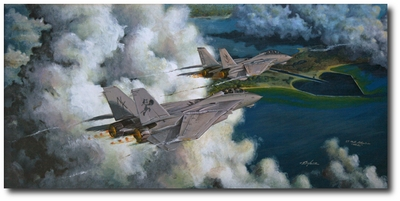 Cats and the Lumber Queen by Bryan David Snuffer (F-14 Tomcat)