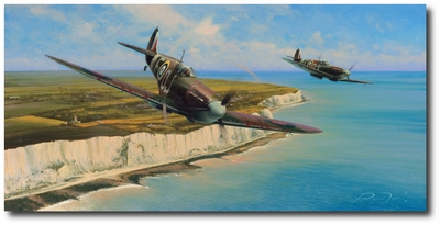 Channel Sweep by Richard Taylor (Spitfire)