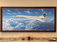Concorde by Stan Stokes (Original)