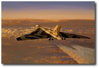 Corporate Prelude by Philip West (Avro Vulcan)
