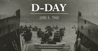 D-Day - June 6, 1944