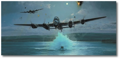 Dambusters - The Impossible Mission by Robert Taylor (Lancaster)